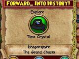 Forward... Into History!