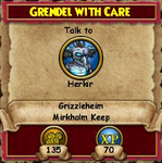 Grendel with Care