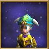 Hat Cap of Resolution Female