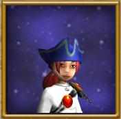 Hat Female - Cat Burglar's Cap