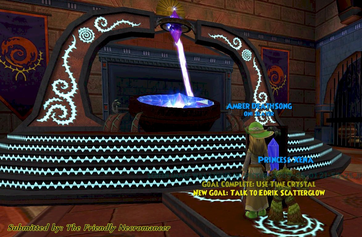 The Time is Right | Wizard 101 Wiki | FANDOM powered by Wikia