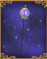 Grum's Staff of the Muse