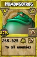 Humongofrog