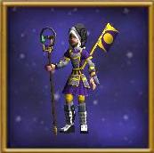 Robe Robe of Discord Female