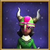 Hat Fatebinder's Helm Female