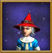 Hat WC Dare Devil's Hat Male