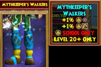 Mythkeeper's Walkers