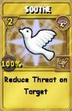 Soothe Treasure Card