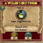 A Wizard's Best Friend