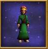 Robe Cleric's Vestment Male