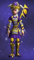 Robe Tunic of Discontent Female