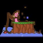 Ψάρεμα (σκίτσο)