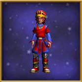Robe Spellbinder's Outfit Male