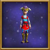 Robe Mage's Robe Female