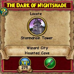 The Dark Of Nightshade