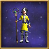 Robe Robe of Music Female