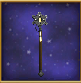 Glowing Citrine Wand