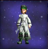 Robe WC Vestment of Panic Male