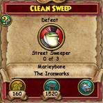 MB Q Clean Sweep (Marleybone) 2