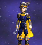 Robe DS Malistaire Drake's Unhallowed Tunic Male