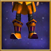 Warmonger's Sandals Male