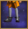 Eternal Champion's Sandals Male