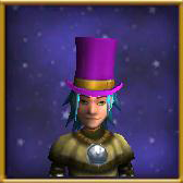 Feline's Charged Hat Male