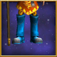 Boots Bellows' Boots of Accuracy Male
