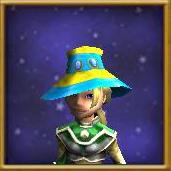 Hat Ancient Helm Female