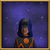Antique Helm Male