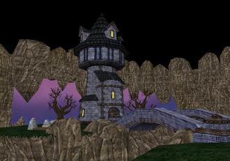 Stormdrain Tower
