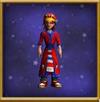 Robe Peasant Robe Male