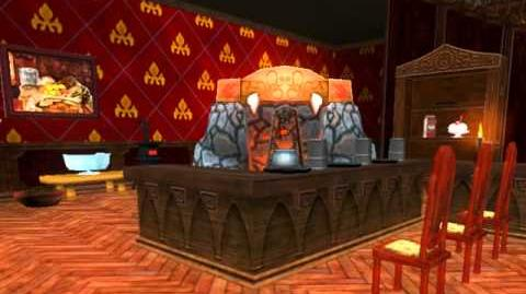 My Wizard 101 House Slide Show