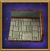 Irregular Brick Floor