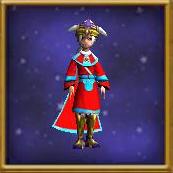 Robe Whimsical Coat Female