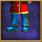 Boots DS Wyrmskin Footwraps Male