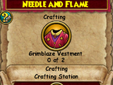 Needle and Luck