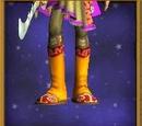 Yakedo's Slippers