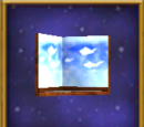 Clouded Wall Screen