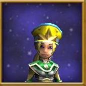 Hat Conjurer's Coif Female