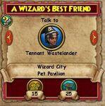 A Wizard's Best Friend Part 2 screen 2
