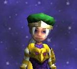 Hat Headdress of the Grove Female