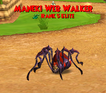 Maneki Web Walker