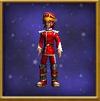 Robe Captain's Tunic Male