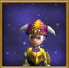 Hat Parallel Headdress Female
