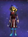 Robes of Struggling Female