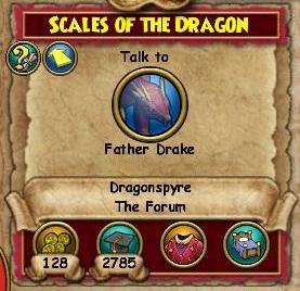 Scales of the Dragon | Wizard 101 Wiki | FANDOM powered by Wikia
