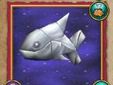 Ψάρι Οριγκάμι