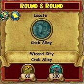 Round and Round Part 9