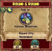 Round and Round Part 7